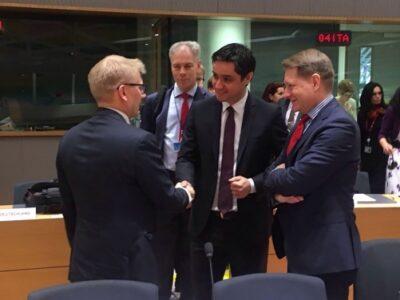 Cea de a 3524-a reuniune a Consiliului Uniunii Europene (Agricultură și Pescuit)