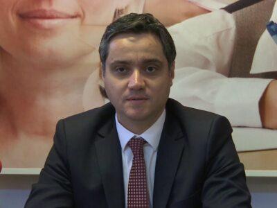 Alexandru Potor, candidatul PSD la Primăria Slobozia