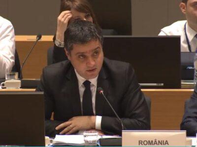 Alexandru Potor, numit secretar de stat în Ministerul Fondurilor Europene